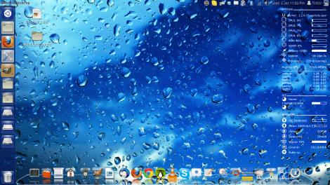 my ubuntu desktop