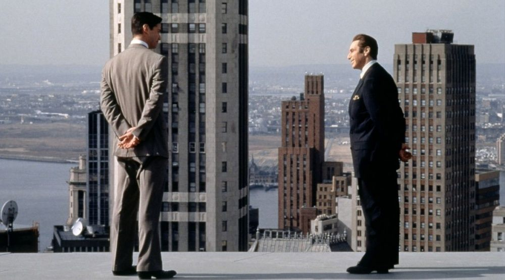 an analysis of the movie the devils advocate