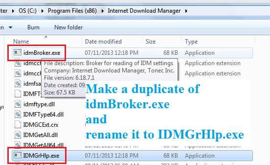 Solved] IDM was registered with a fake serial number | Quak Quaks ...