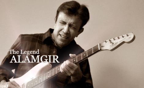 Alamgir the legendary singer