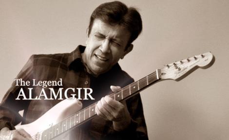 Alamgir the legendary singer