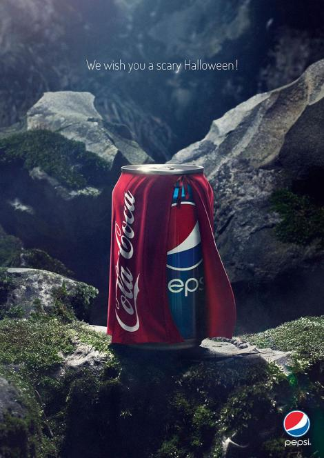 Pepsi: We Wish You a Scary Halloween!