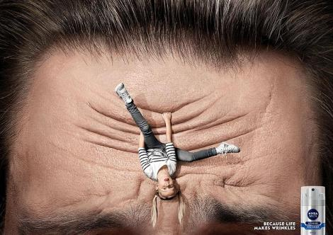 Nivea Men: Because Life Makes Wrinkles