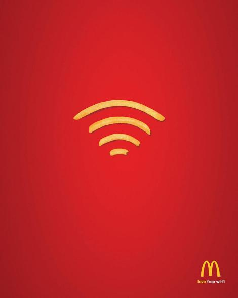 McDonald's: Free Wi-Fi