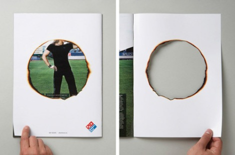 Domino's Pizza – Hole