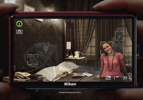 Nikon S60 Camera – Detects up to 12 faces